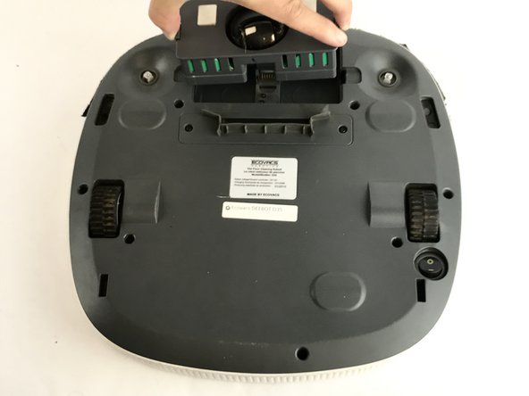 Ecovacs DEEBOT D35 Battery Replacement