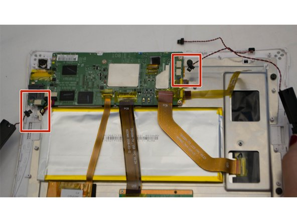 Image 3/3: These components fit very snugly together, so make sure to use firm pressure to disengage the connectors. Avoid fingers from slipping to prevent injury on other sharp components of the object.