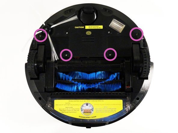 bObi Robotic Vacuum Left or Right Wheel Replacement