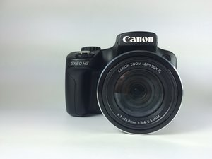 Canon PowerShot SX50 HS Troubleshooting
