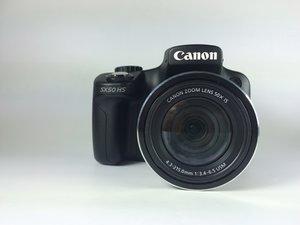 Canon PowerShot SX50 HS Troubleshooting