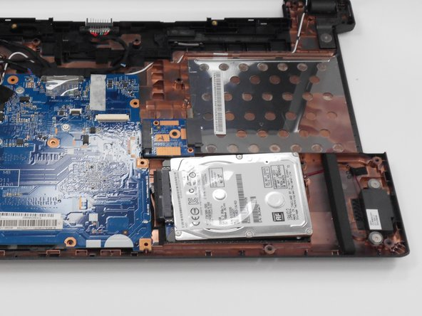 Acer Aspire V5-571-6891 Hard Disk Drive (HDD) Replacement