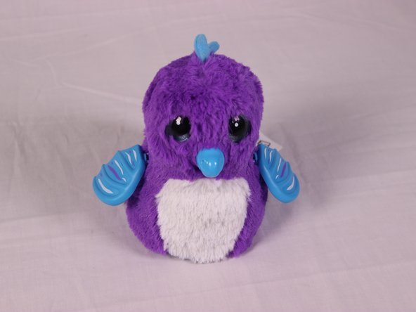 Spin Master Hatchimal Draggle Fur Replacement