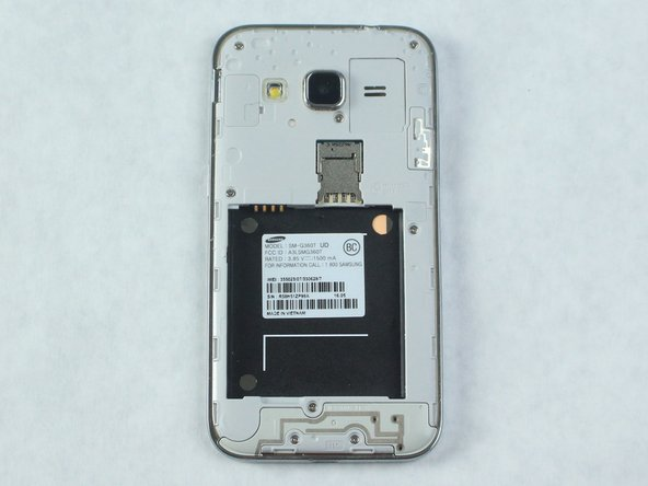 Samsung Galaxy Core Prime Back Camera Replacement