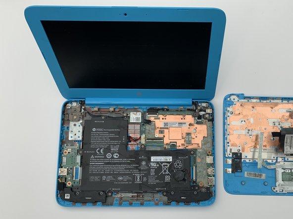 HP Stream 11-y010nr Keyboard Replacement