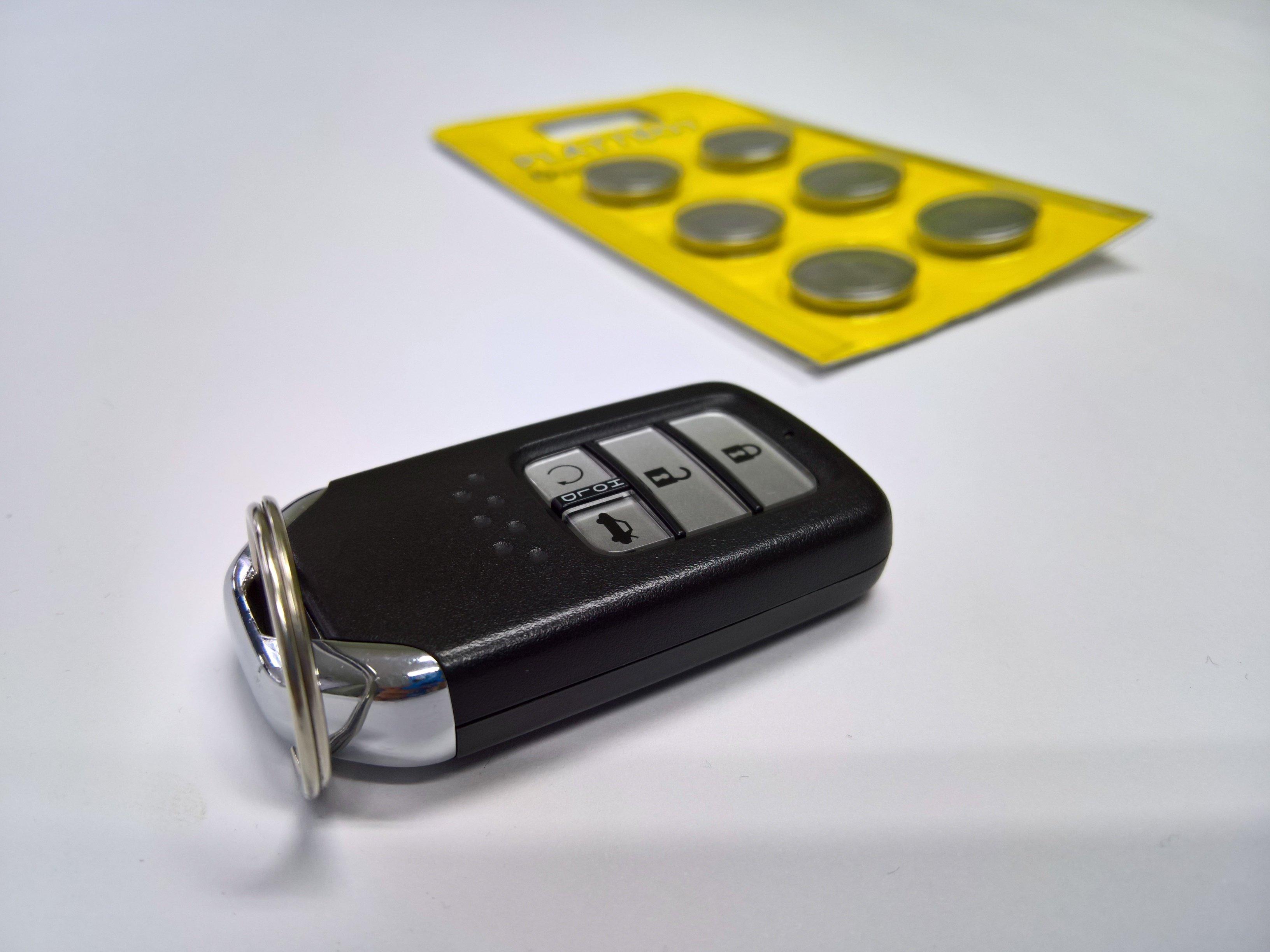 Honda Civic 2016 Keyless Remote Battery Replacement Ifixit Repair Guide