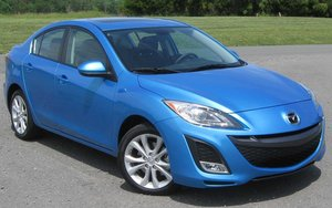 2009-2013 Mazda 3 Repair