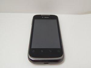 T-Mobile Huawei Prism U8651T Troubleshooting