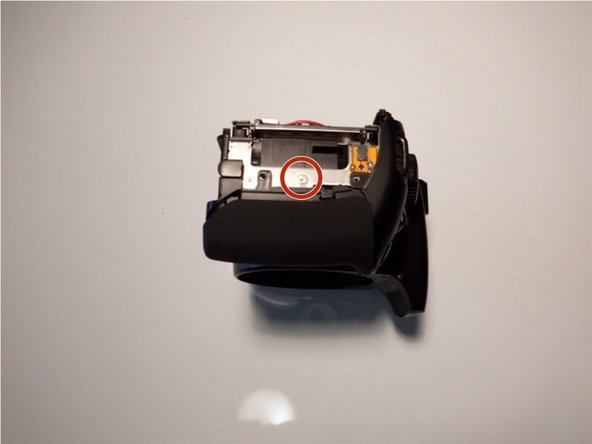 Canon EOS Rebel XTi Front Casing Replacement