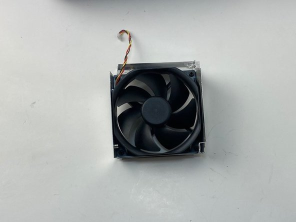 InFocus IN3104 Cooling Fan Replacement
