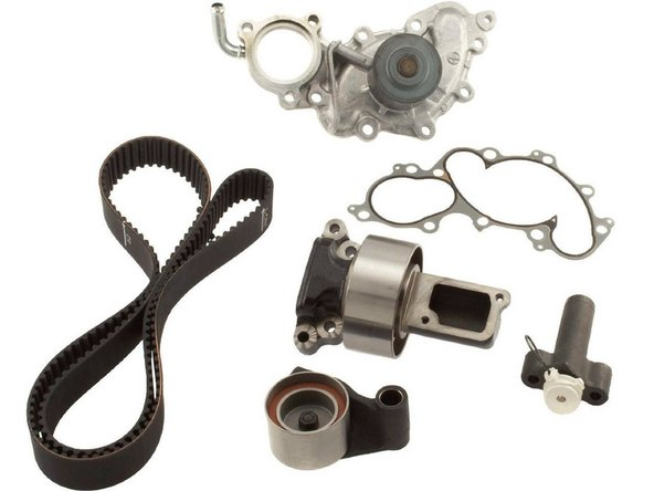 Timing Belt Water Pump Kit Toyota 3.4L V6 5VZFE Main Image