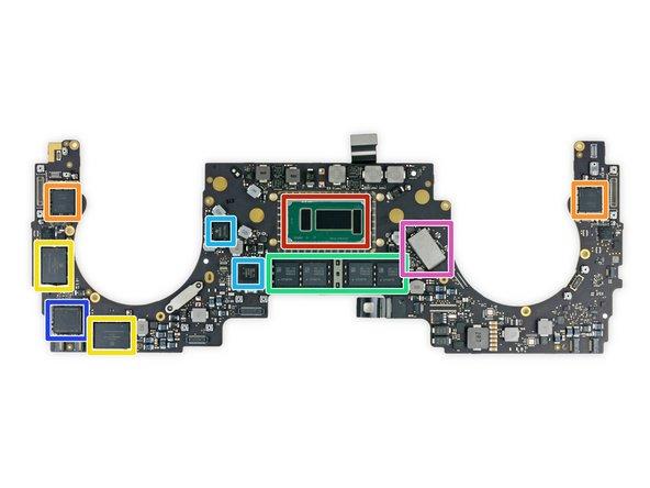 Image 2/2: Intel® [https://ark.intel.com/products/94031/Intel-JHL6540-Thunderbolt-3-Controller|JHL6540|new_window=true] Thunderbolt™ 3 Controller