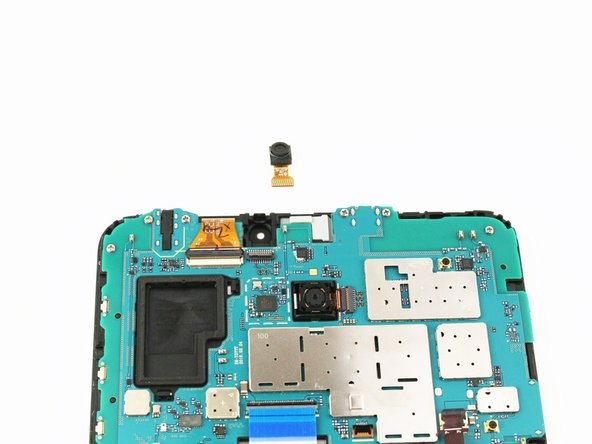 Samsung Galaxy Tab E 8.0 Front Camera Replacement