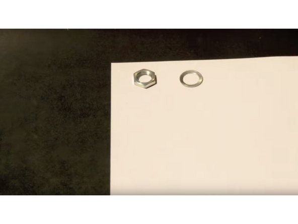 Don't lose the pieces:  put them in order in a safe place. A good example is a white sheet of paper.