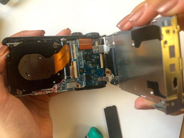 Sony Cyber-shot DSC-H55 LCD Screen Replacement
