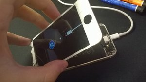 iphone is charging but wont turn on error 21 at trying to recovery iphone 5 ifixit 5253