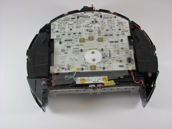 Image 2/3: Remove the plastic protectant film from the motherboard