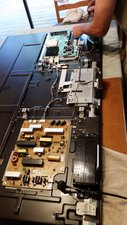 How to fix Sony 65 in 4k TV  no red light  - Sony Television