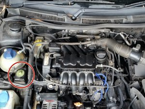 Partial Power Steering Fluid Change
