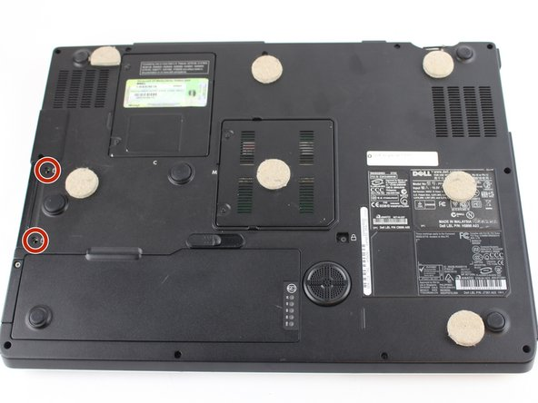 Dell Inspiron 9300 Hard Drive Replacement