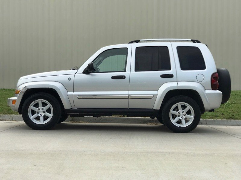 Jeep liberty repair
