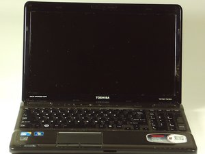 Toshiba Satellite A665-S5170 Repair