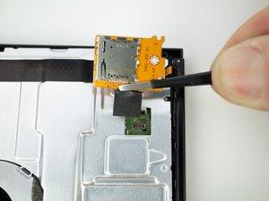 Lecteur de la carte micro SD