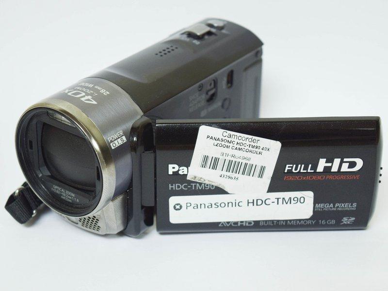 panasonic hdc tm90 repair ifixit rh ifixit com Manual Panasonic Radio panasonic hdc-tm90 manual