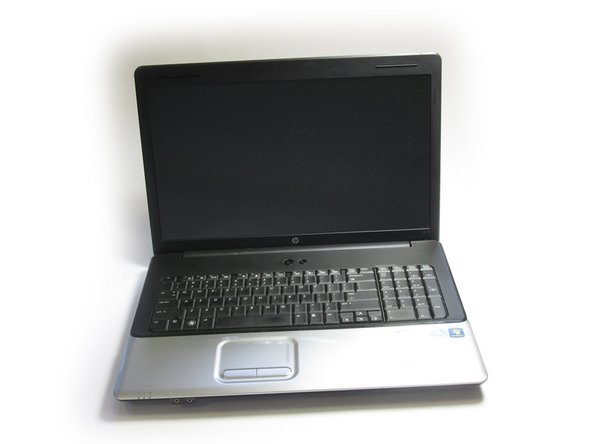 HP G71t-300 DVD Drive Replacement