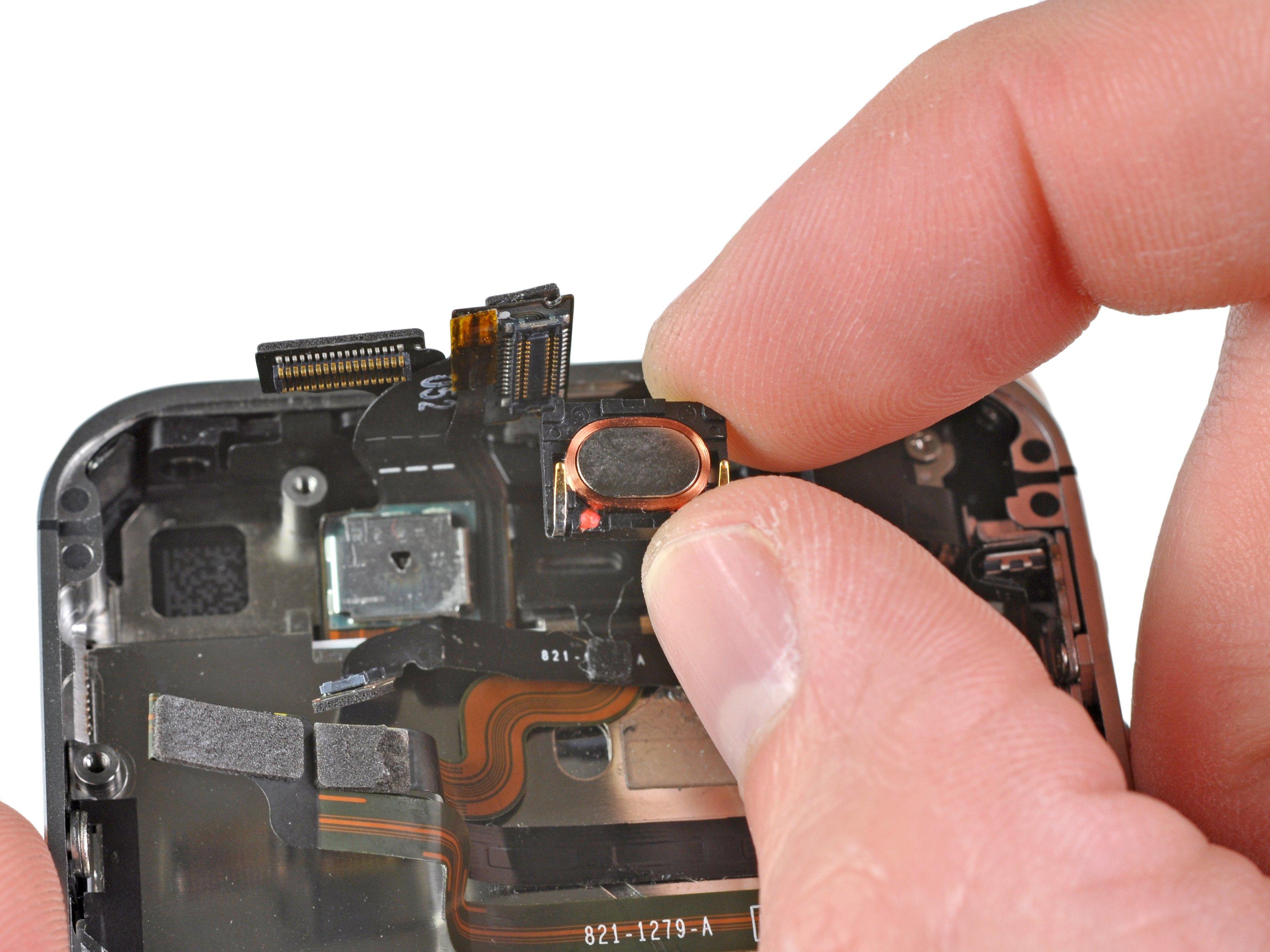 iPhone 10 Verizon Earpiece Speaker Replacement - iFixit Repair Guide