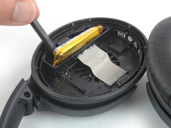 Bose QuietComfort 35 Vervanging van de batterij