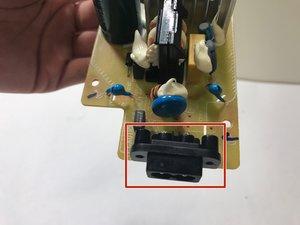 AC Power Input Jack