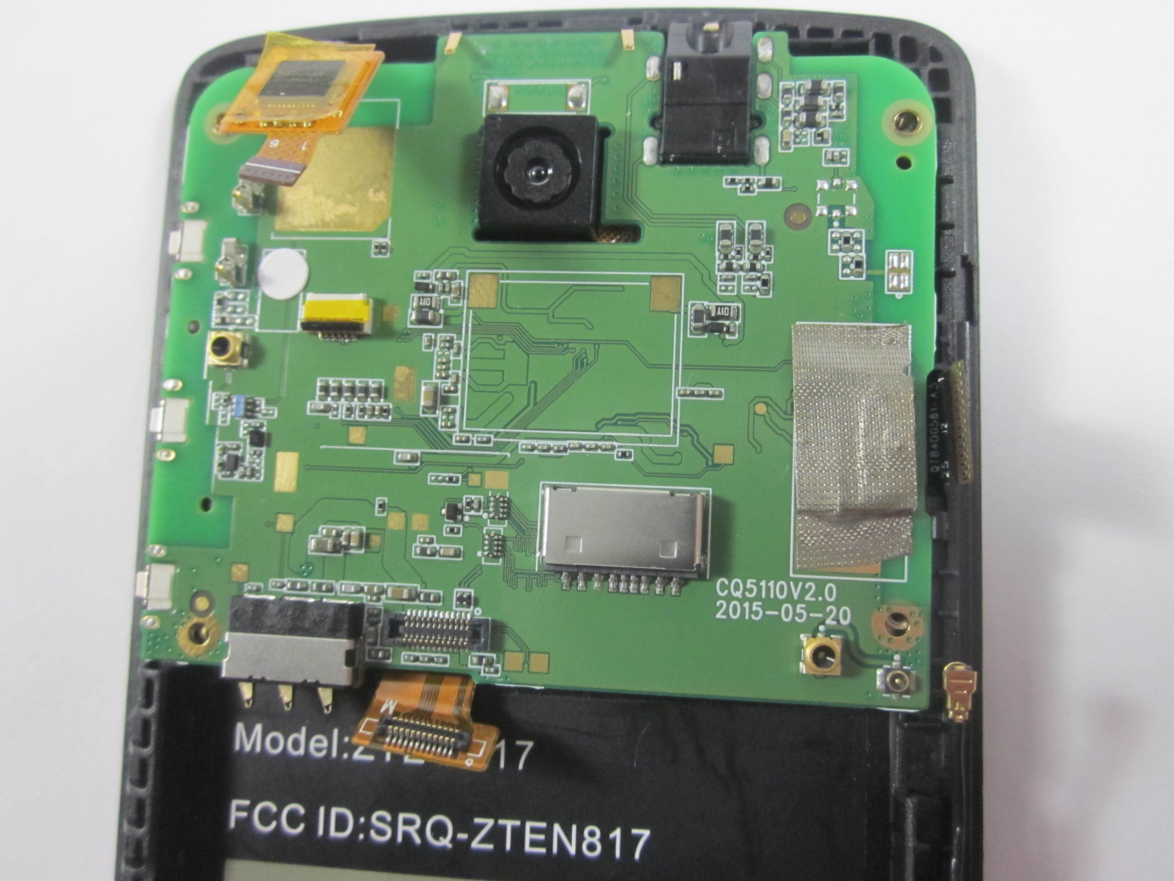 ZTE Quest n817 Motherboard Replacement - iFixit Repair Guide