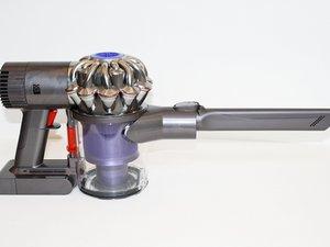 Dyson DC58 Makes Unusual Sound