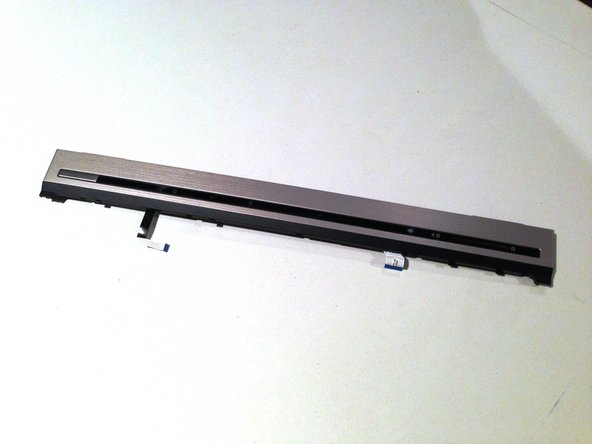 Removing the HP Elitebook 6930p Switch Cover
