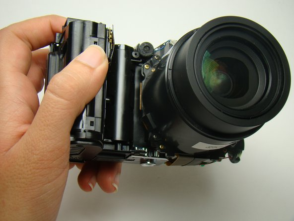 Nikon Coolpix E5700 Lens Piece Replacement