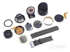 Motorola Moto 360 Teardown