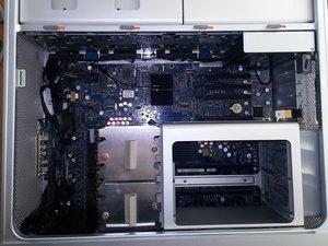 MacPro fan removal