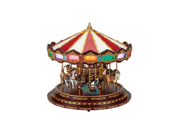 Mr Christmas Musical Carousel Repair Ifixit