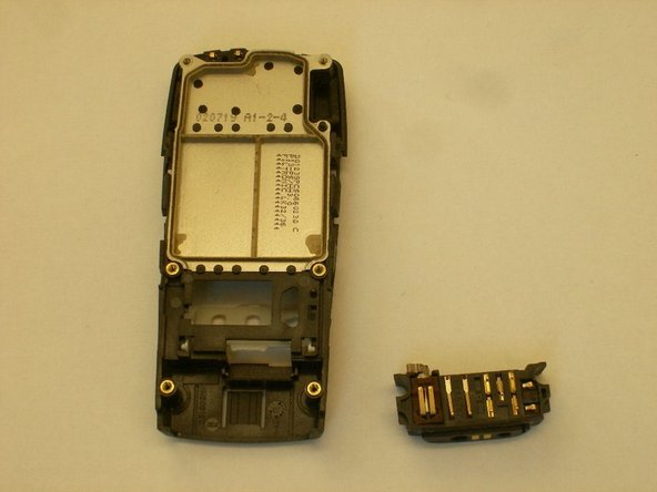 Nokia 8390 Charging Port Replacement