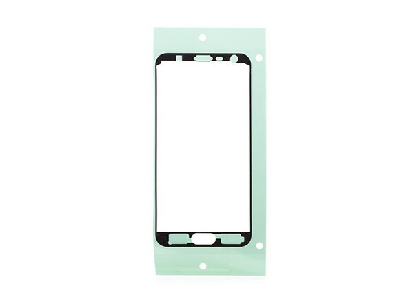 Original LCD Supporting Frame Sticker for Samsung Glaxy J7 Main Image