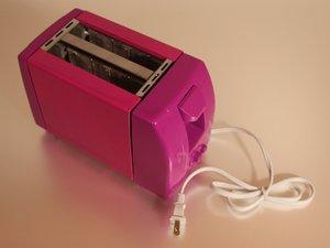 Finelife NV-023172 2 Slice Toaster Teardown