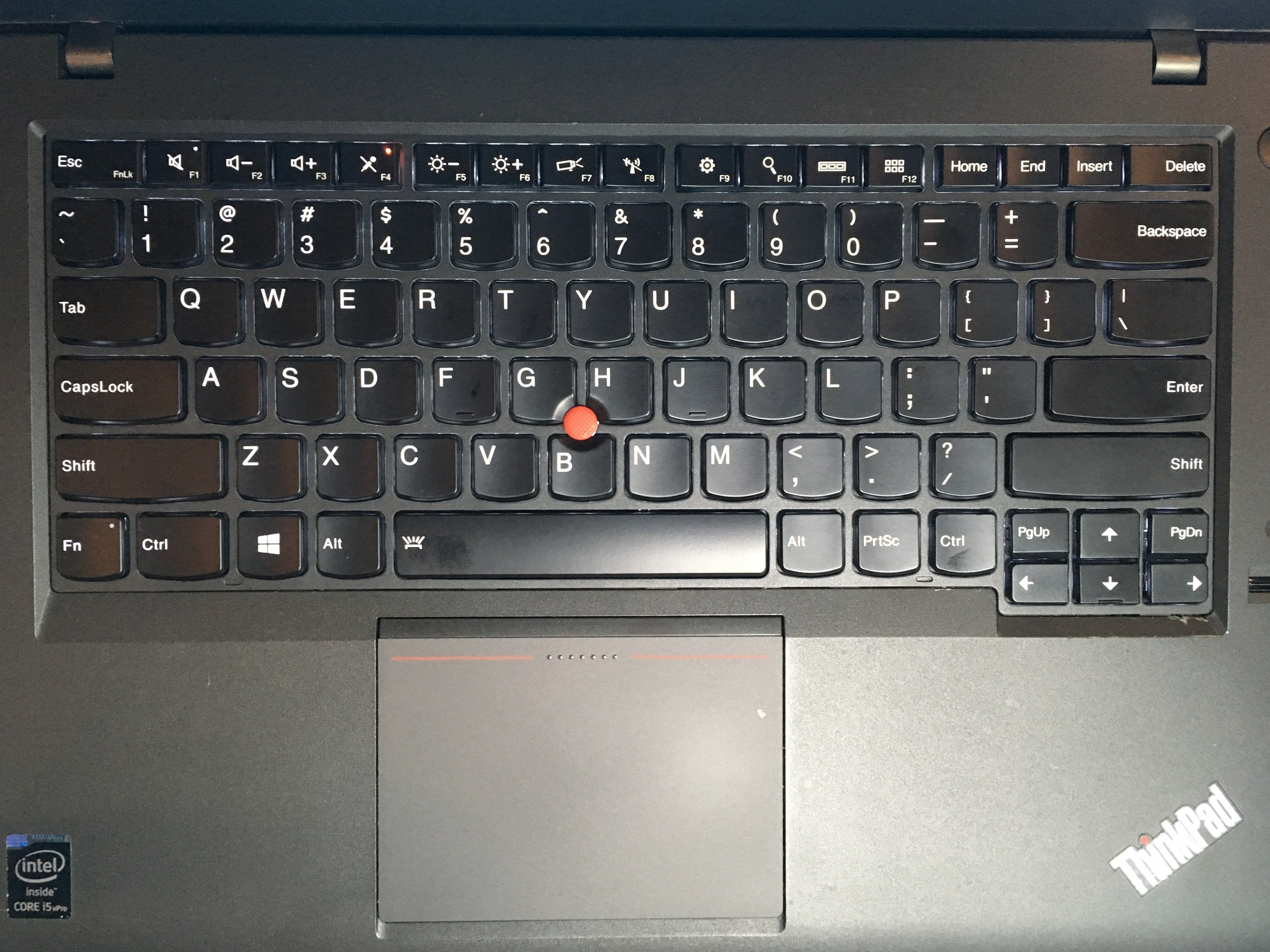 Lenovo Thinkpad T440 laptop Keyboard Replacement - iFixit