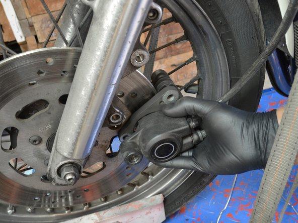 Harley-Davidson Sportster Evolution Front Brake Pads