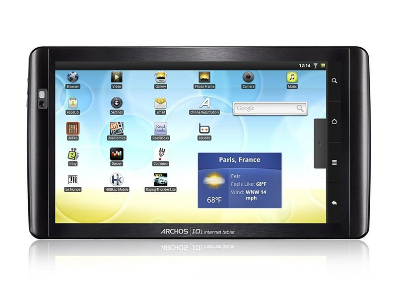 archos tablet repair ifixit rh ifixit com User Manual Template User Guide