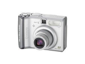 Canon PowerShot A520 Repair