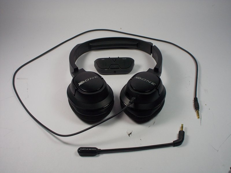 Headset 3.5mm jack replacement xo one wire colours - Turtle Beach ...