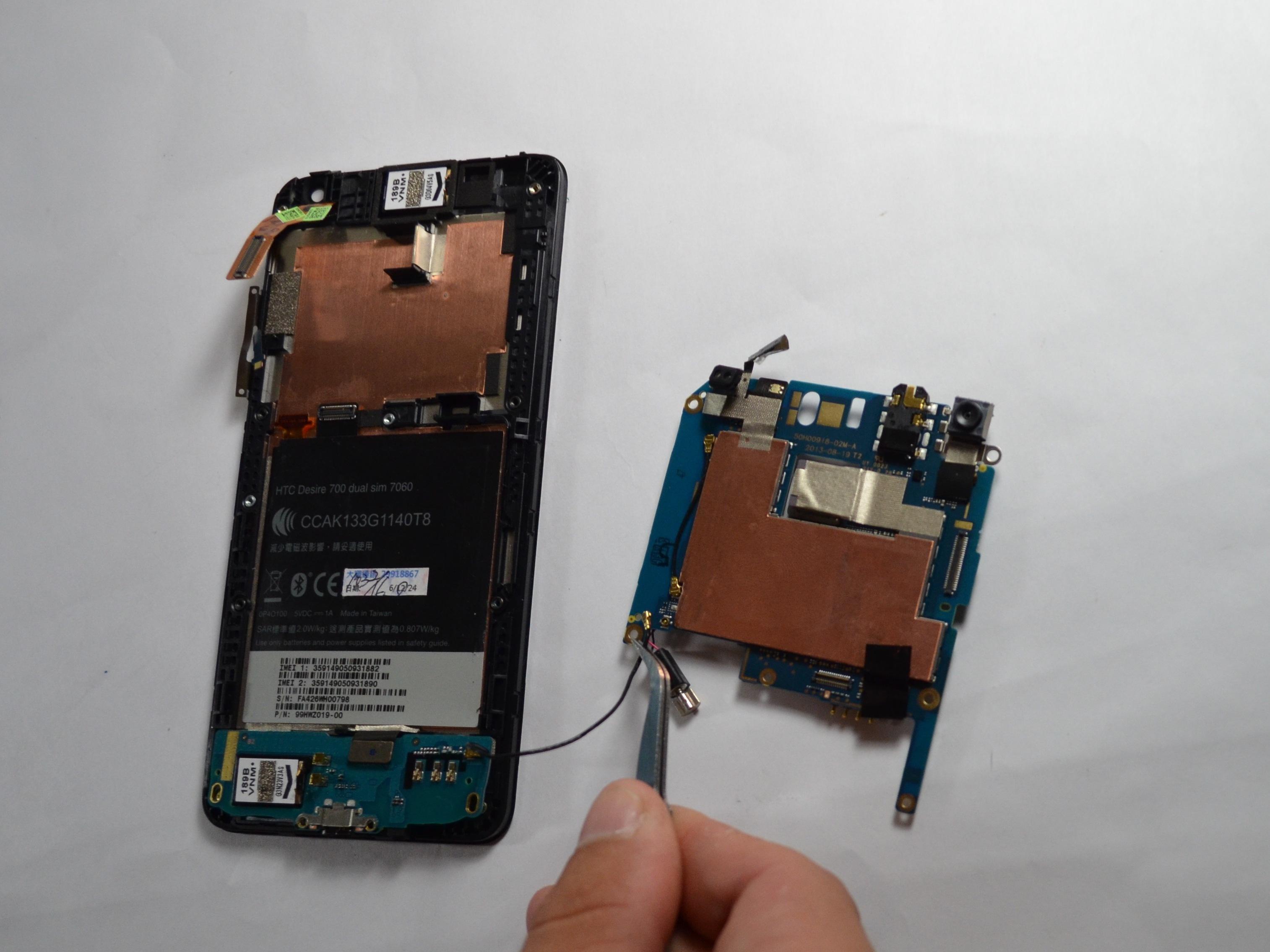 HTC Desire 700 Dual Sim Printed Circuit Board (PCB) Replacement - iFixit  Repair Guide