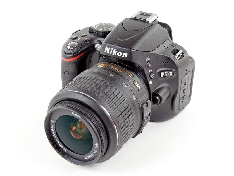 nikon dslr repair ifixit rh ifixit com Pictures Taken with Nikon D5200 Nikon D5100