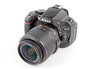 Nikon DSLR Repair